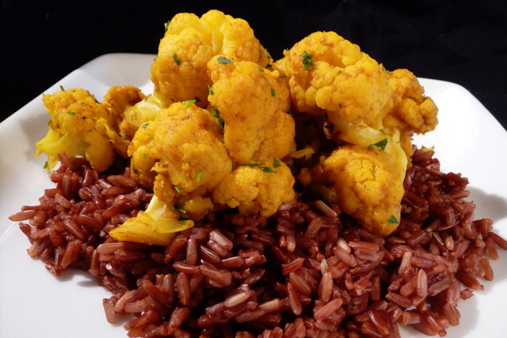 Red Rice, Yellow Cauli