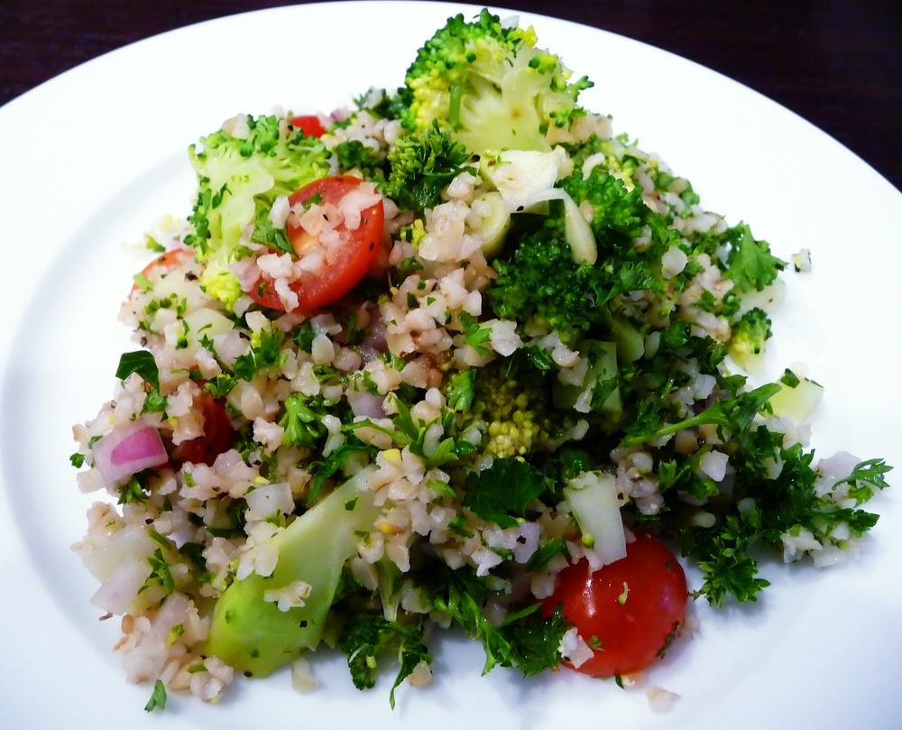 Broccoli Tabouleh
