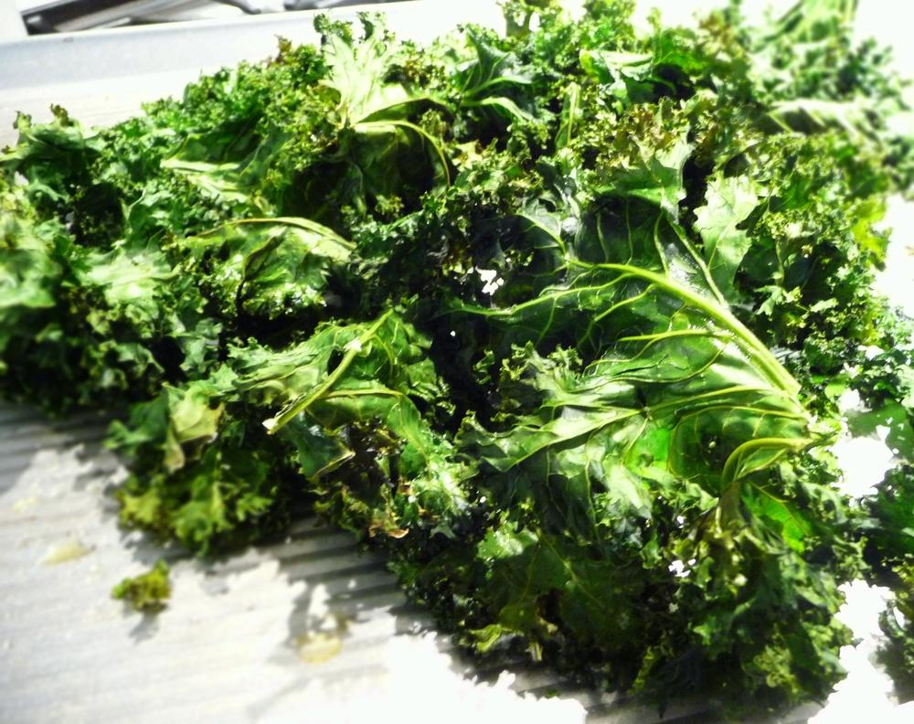High Addictive Kale Chips