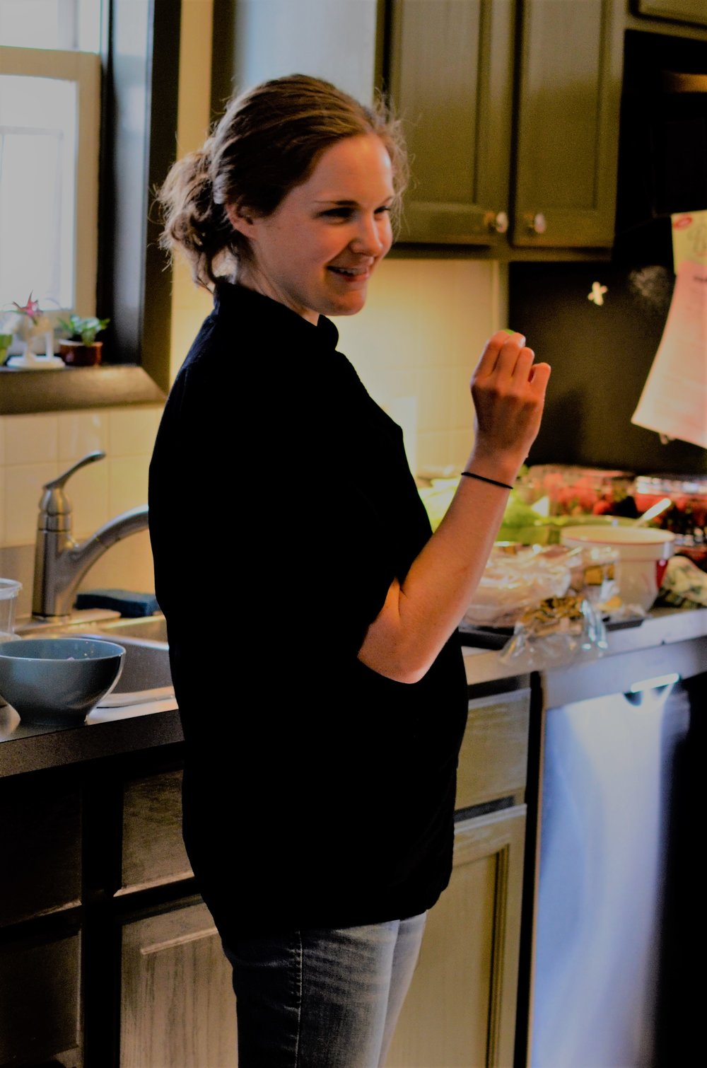 Chef Katie Simmons Personal Coach and Healthy Educator