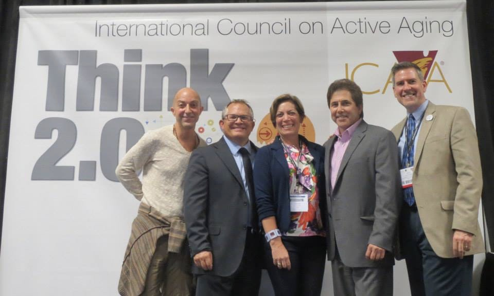 ICAA 2015 Keynote Think 2.0 Panel
