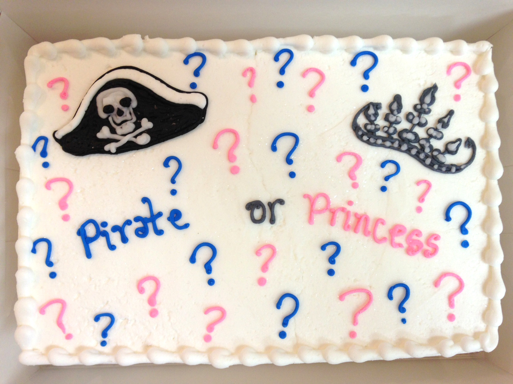 Pirate or Princess?