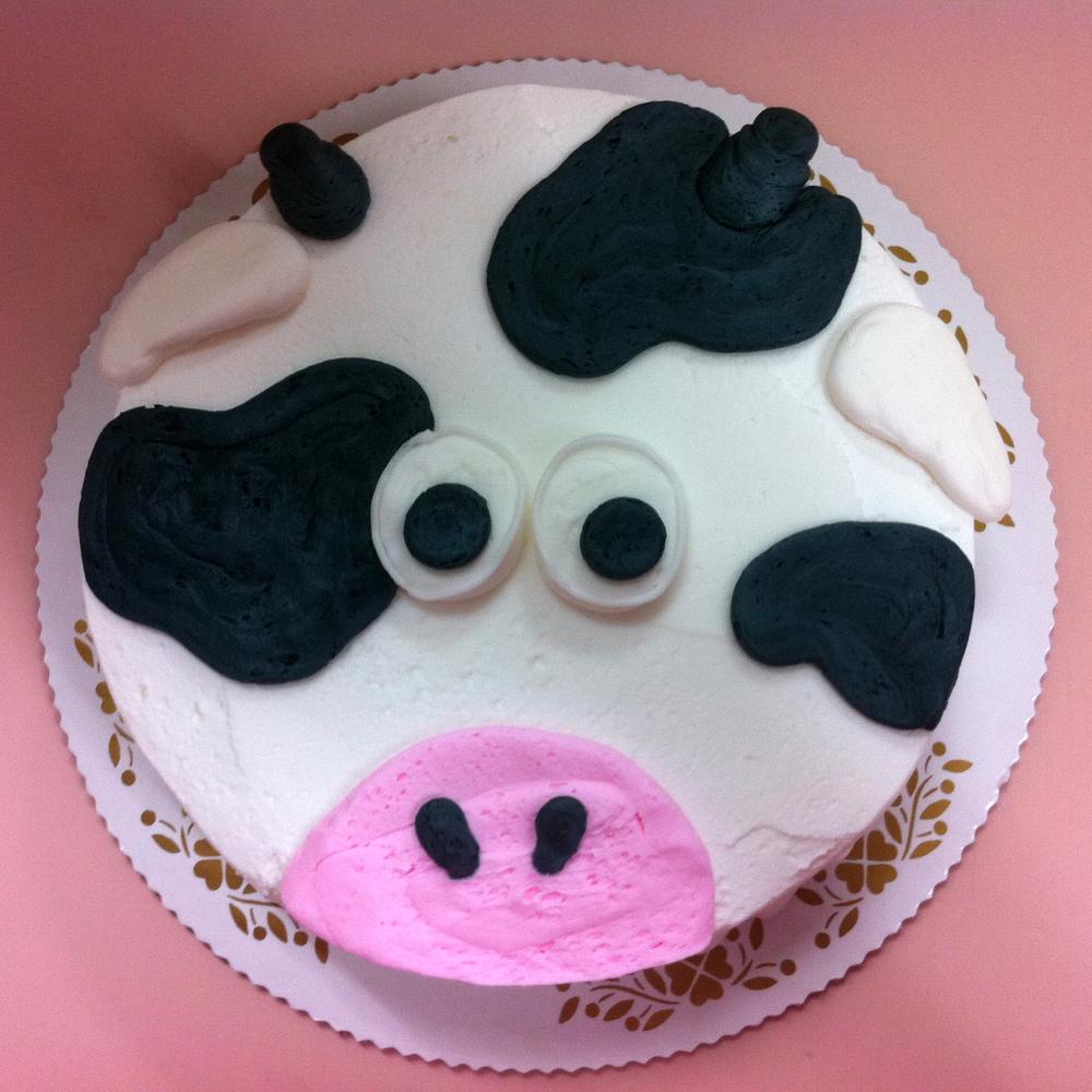 Cow Face