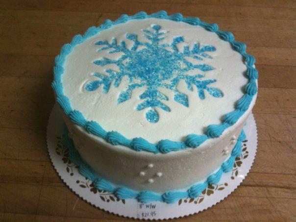 Embossed Snowflake