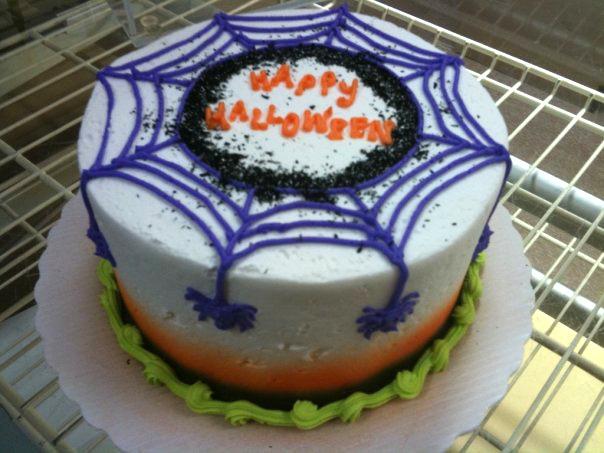 Spider Web Halloween