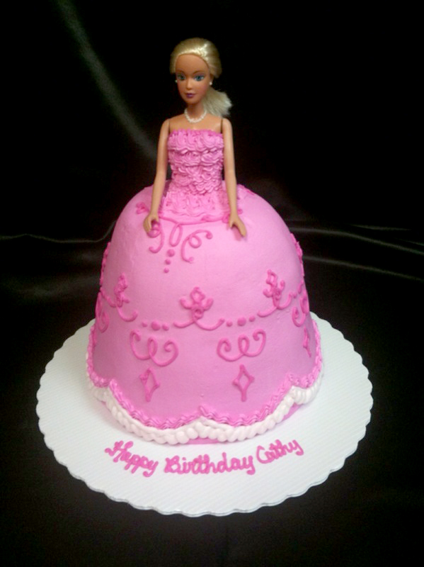 Doll Cake Pretty in Pink