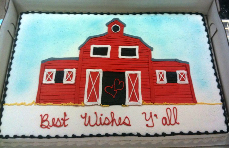 Barn - Best Wishes Y'all