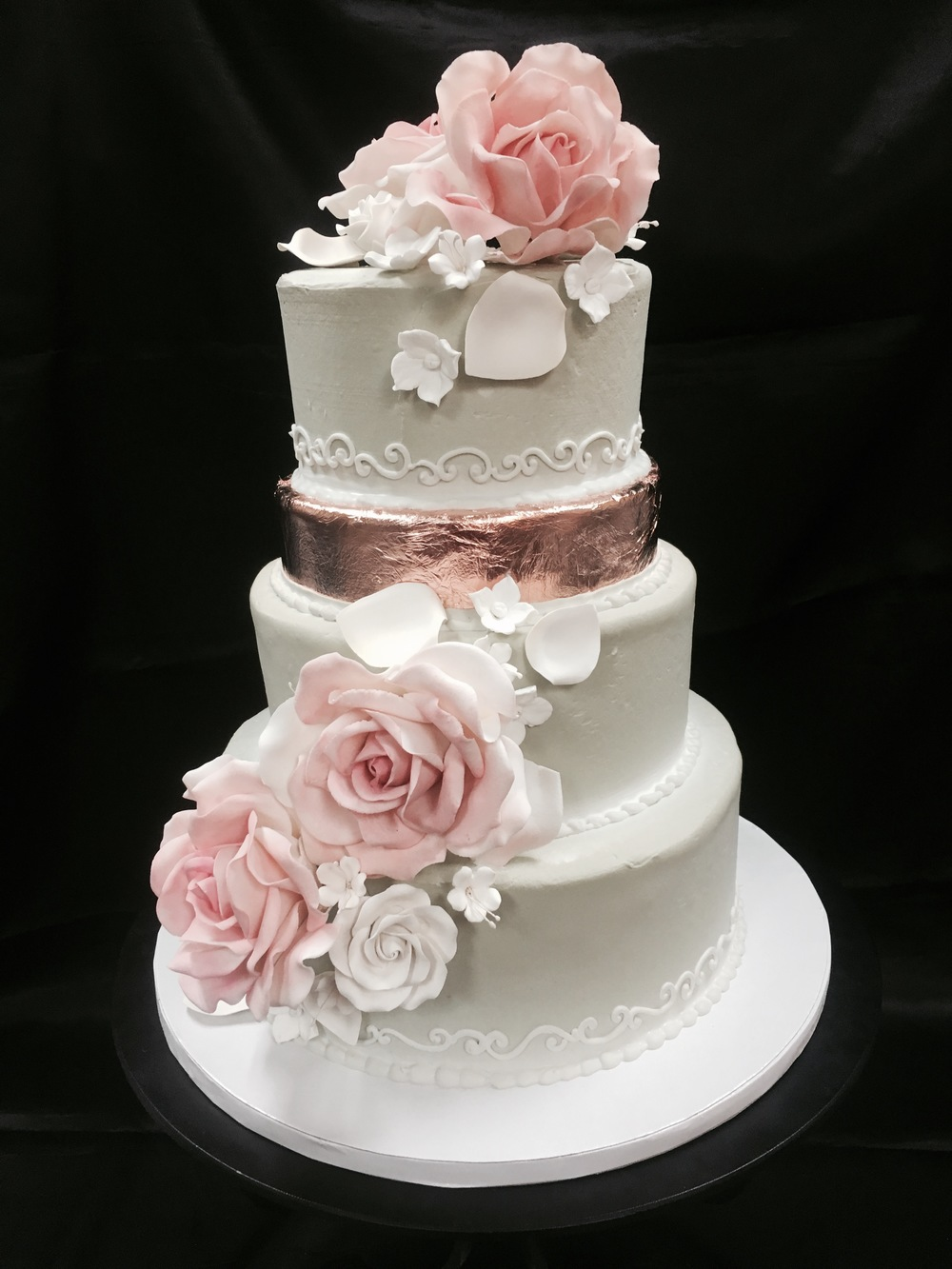 Antique Rose Wedding