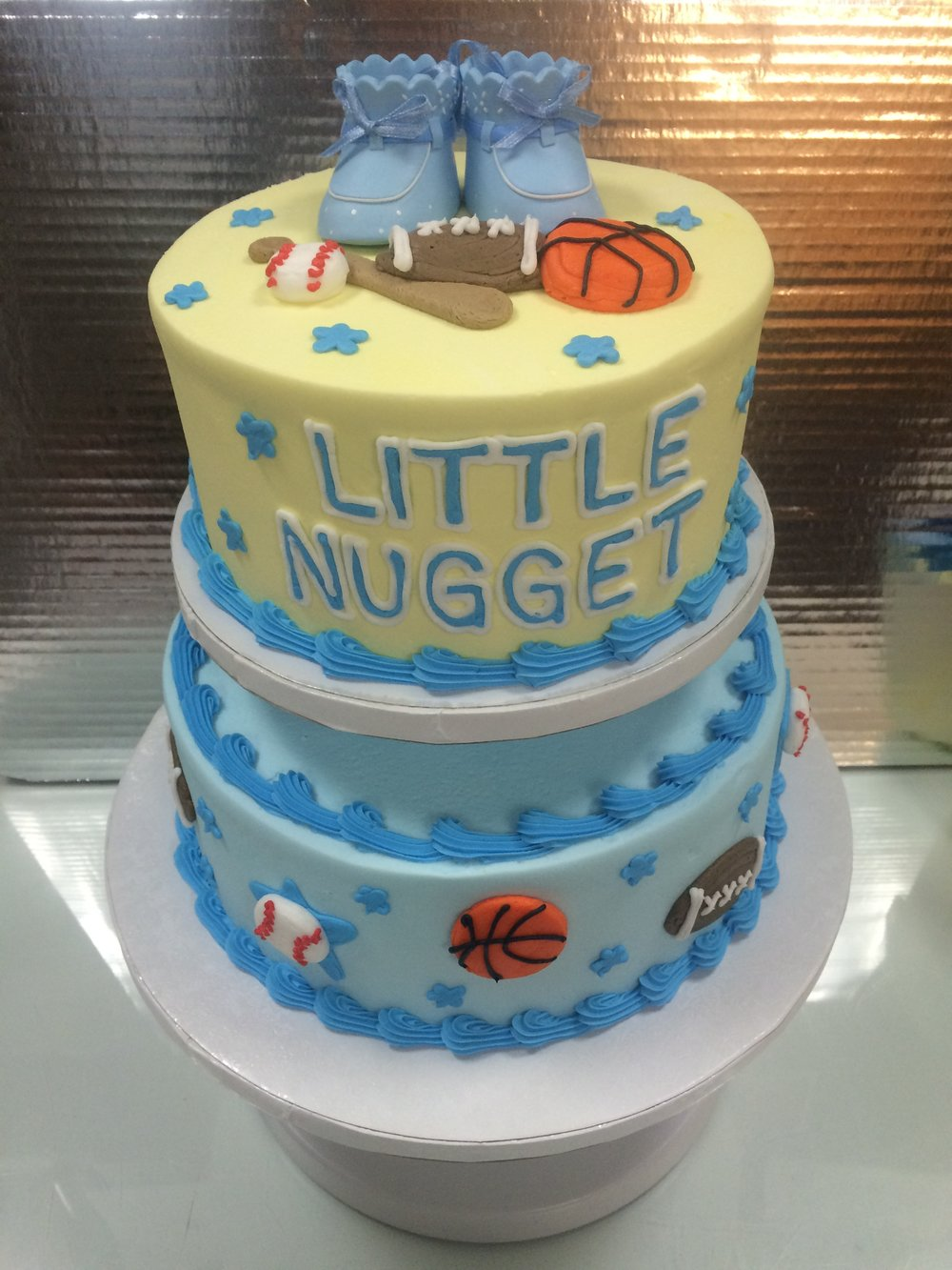 Little Nugget - Sports Theme