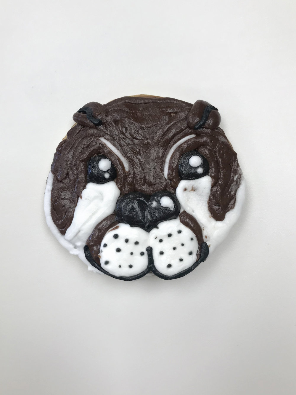 Otter Cutout Cookie