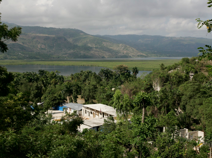 HAITI - FOND DOUX VILLAGE