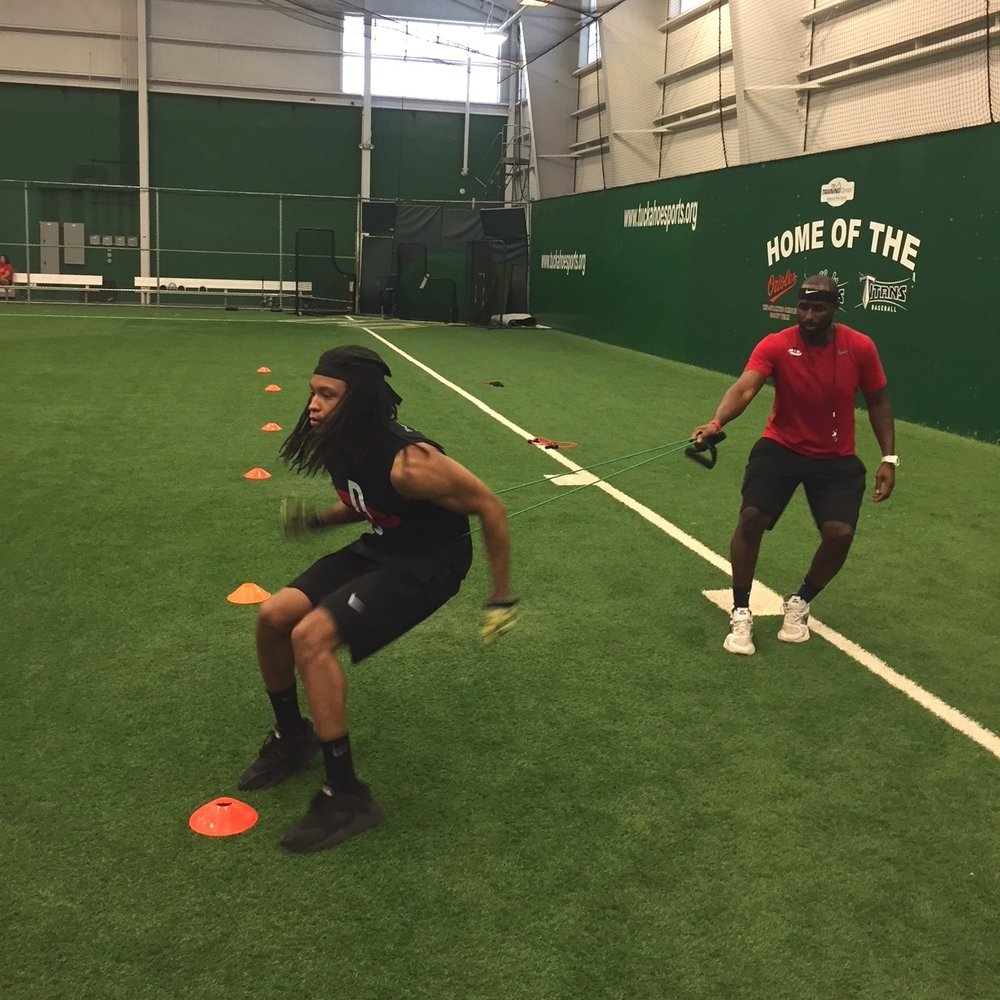 Champions Are Built In the Off Season - Ready to take your game to the next level? Sign up today for Speed, Agility & Quickness training for all sports designed to improve overall athletic performance.