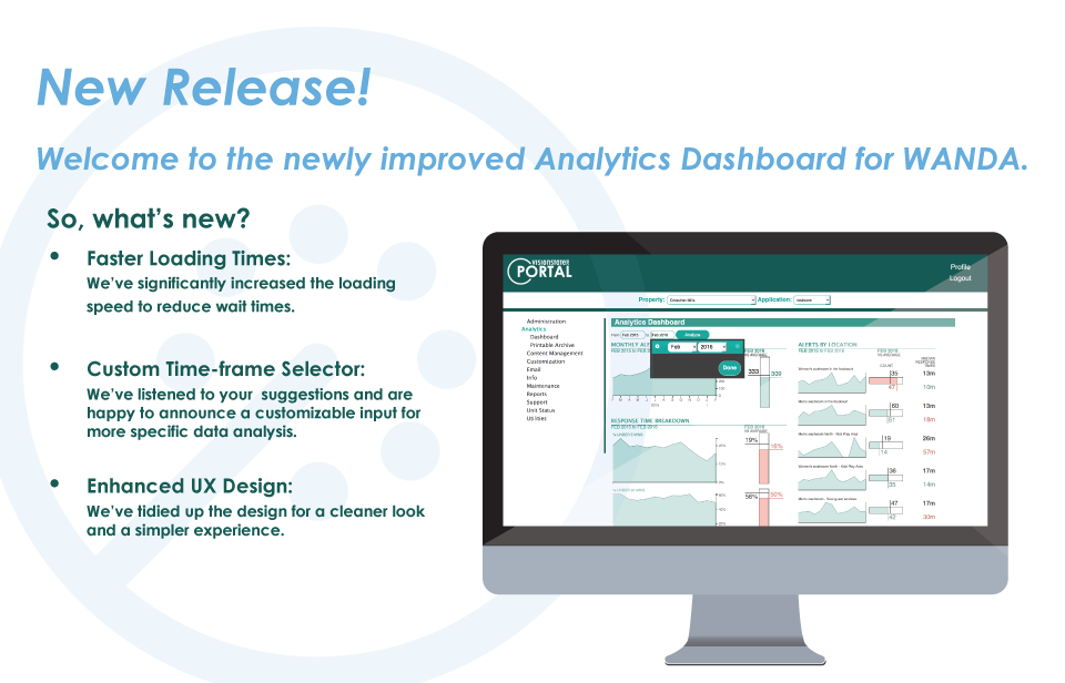 New Analytics Dashboard Features