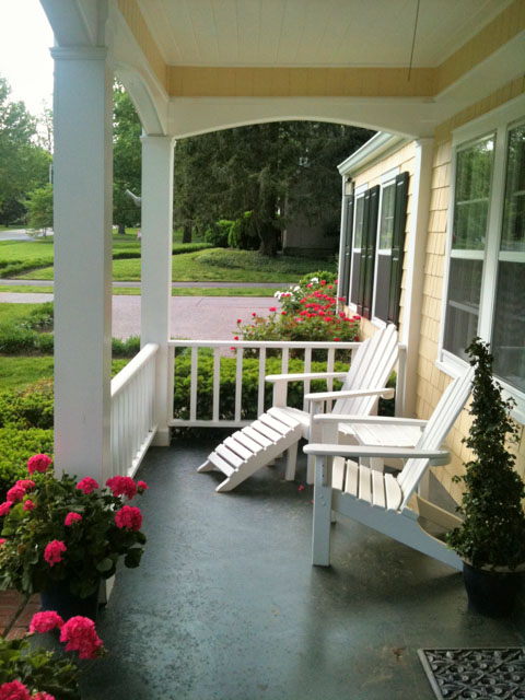 My Front Porch