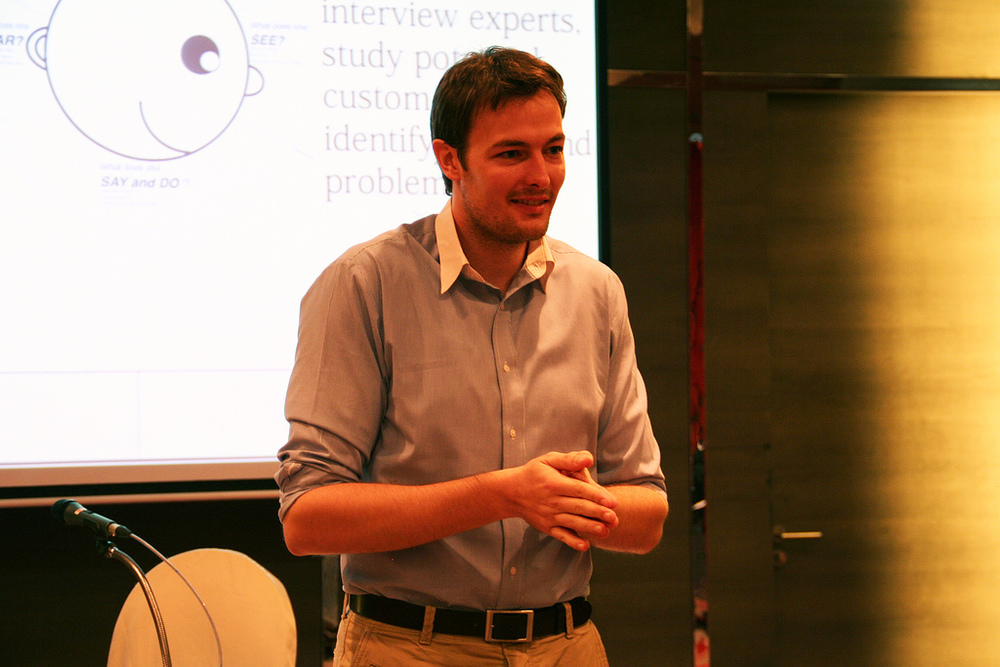 Business Model Innovation with Christian Walter