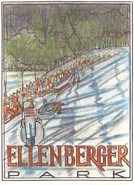 Ellenberger Park — The Art of Wayne Kimmell