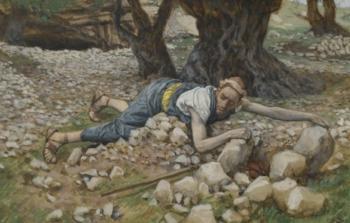 The Hidden Treasure  by James Tissot