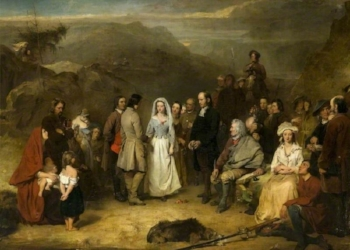 The Marriage of the Covenanter  by Alexander Johnston
