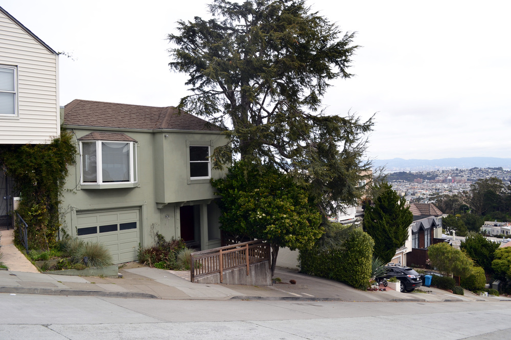 Noe Valley, San Francisco  $2.3M total loan package  on Investor Spec Home Build - 1st, 2nd, and 3rd loans funded for Purchase, Construction, and Completion Bridge Loan - Property sold  close to $5M