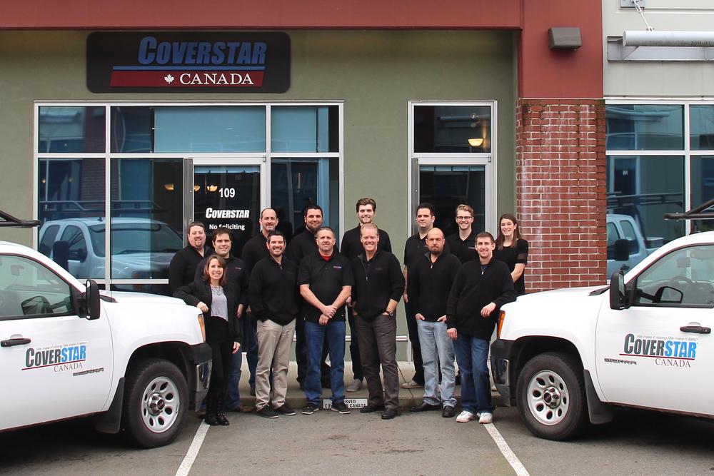 Coverstar Canada Staff 2015.jpg