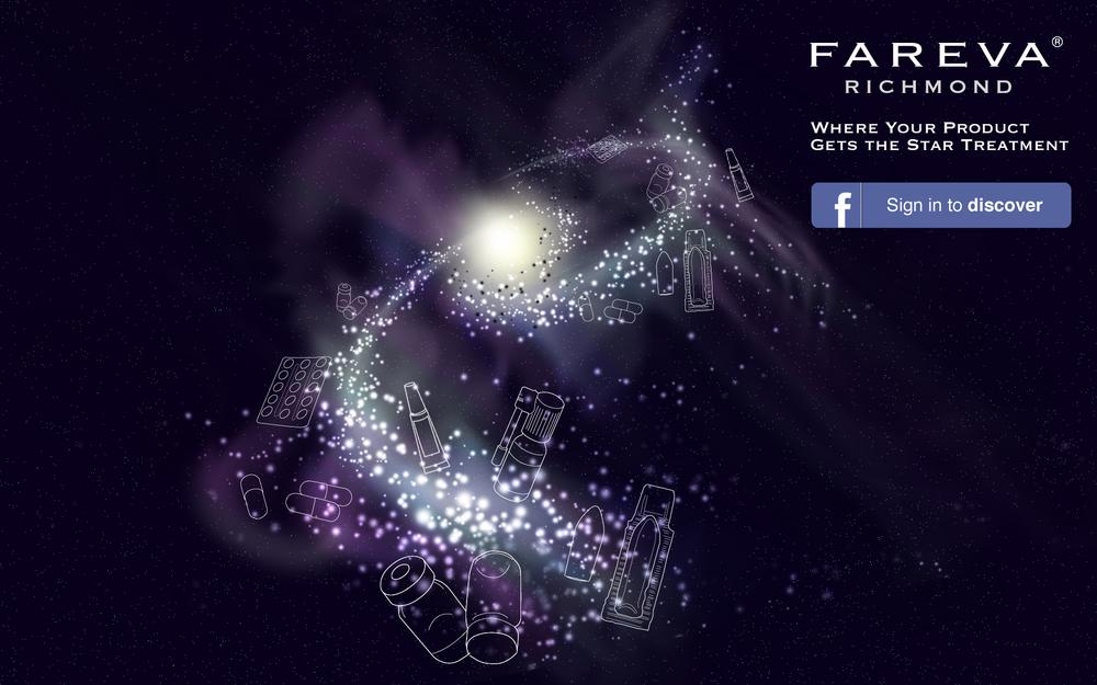 Landing Page Gateway: Fareva