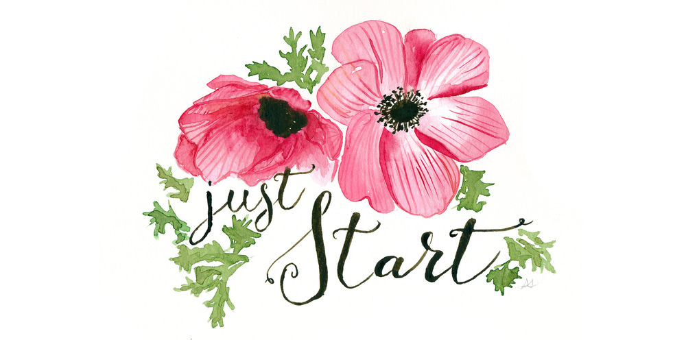 drawingsarah.com | Just Start!