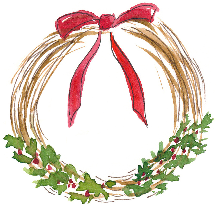 drawingsarah-wreath6