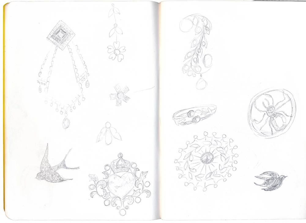 drawingsarah.com | MATS sketches