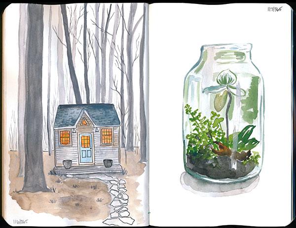 drawingsarah.com | 116/365 & 117/365