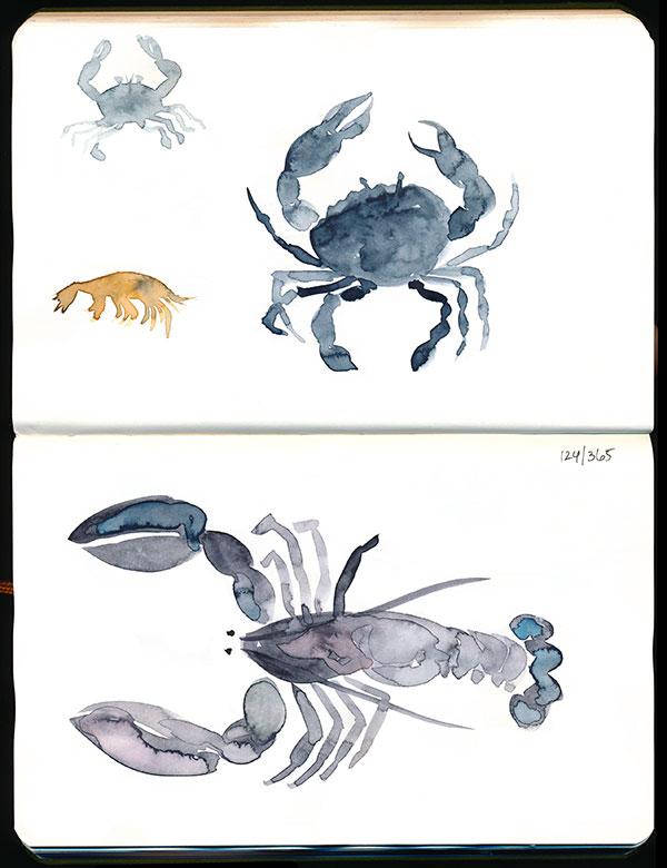 Crustaceans!