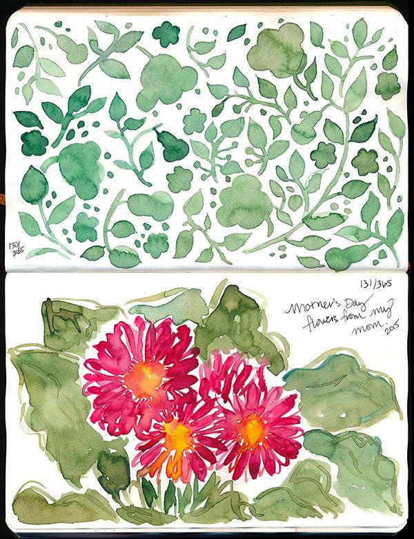drawingsarah.com | 130/365 & 131/365