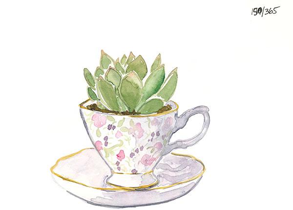 drawingsarah.com | 150/365