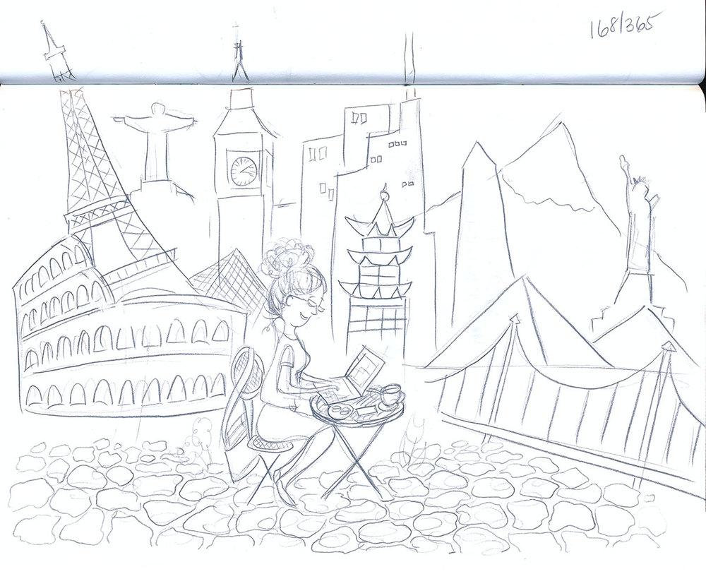 drawingsarah.com | 168/365