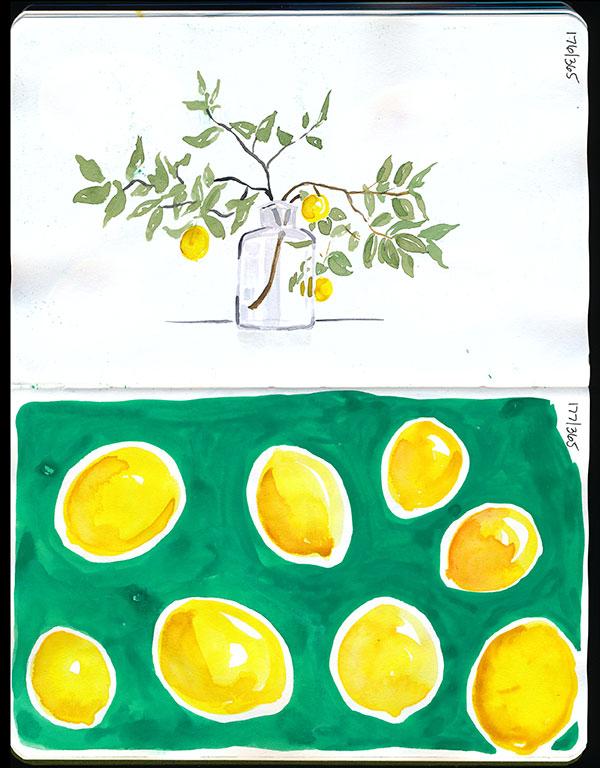 drawingsarah.com | 176/365 & 177/365