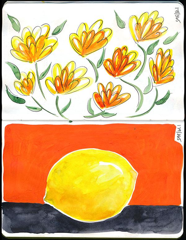 drawingsarah.com | 178/365 & 179/365