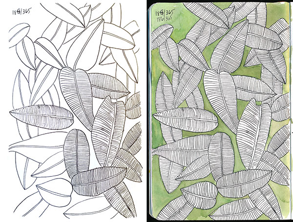 drawingsarah.com | 185/365 & 186/365