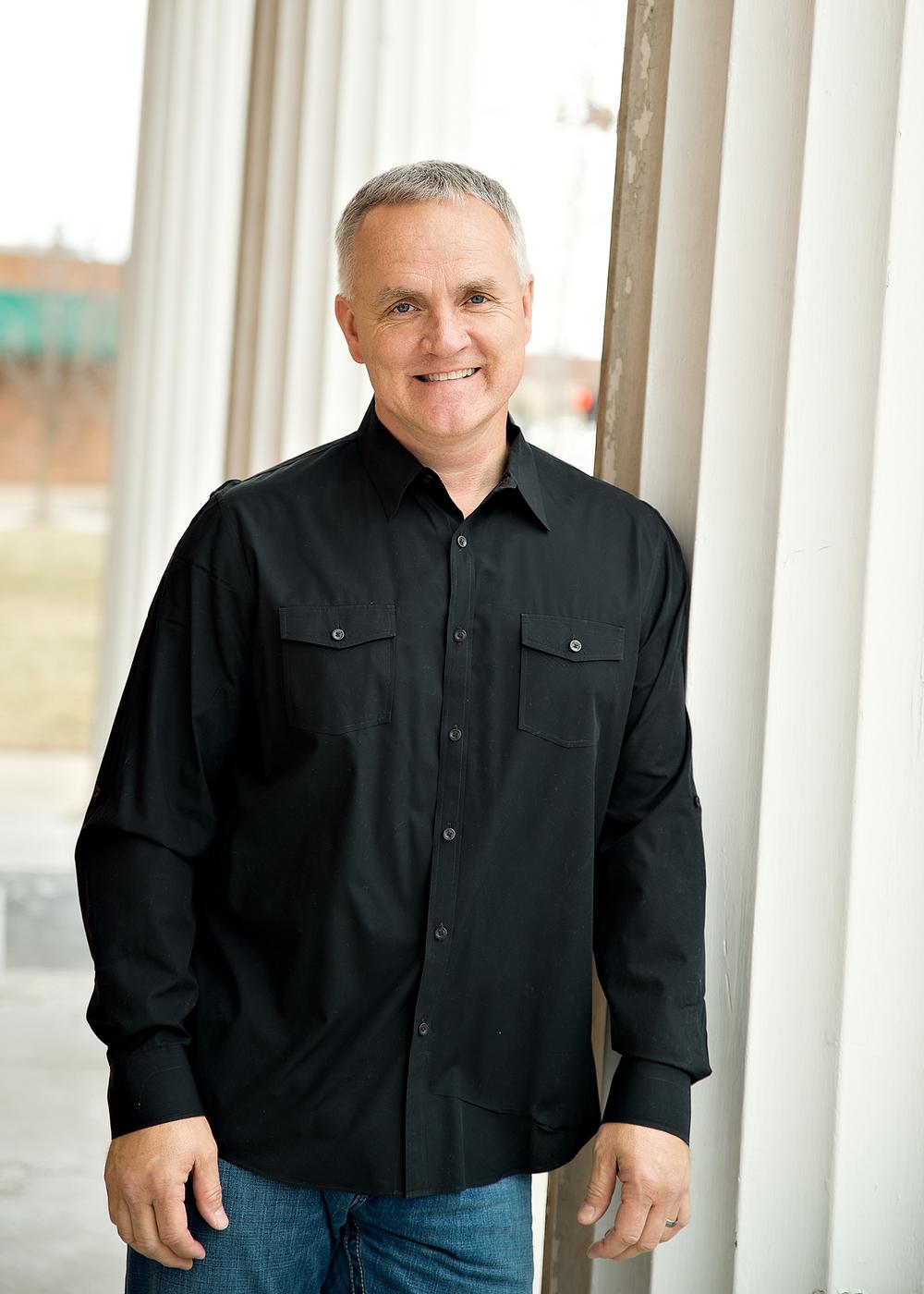Pastor Doug McAllister
