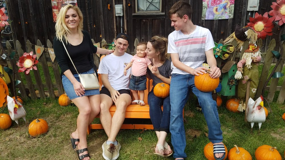 Miss Heather's Pumpkin Patch 2017