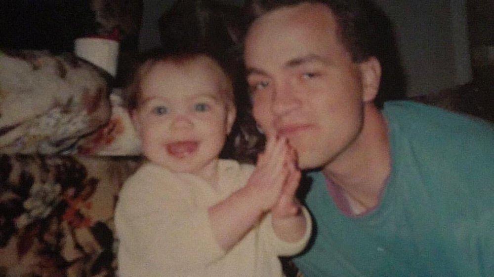 Me and Christian 1991