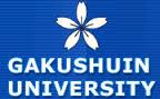 GAKUSHUIN UNIVERSITY-TOYKO   Kunihiko Fitz-Gerald