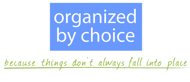 organized by choice