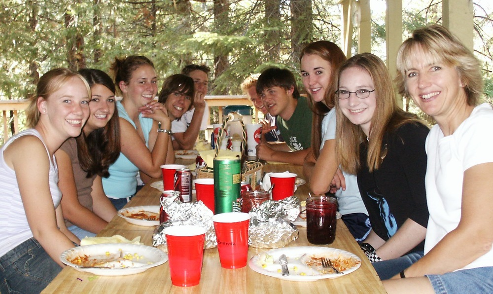Hume Dinner 2003