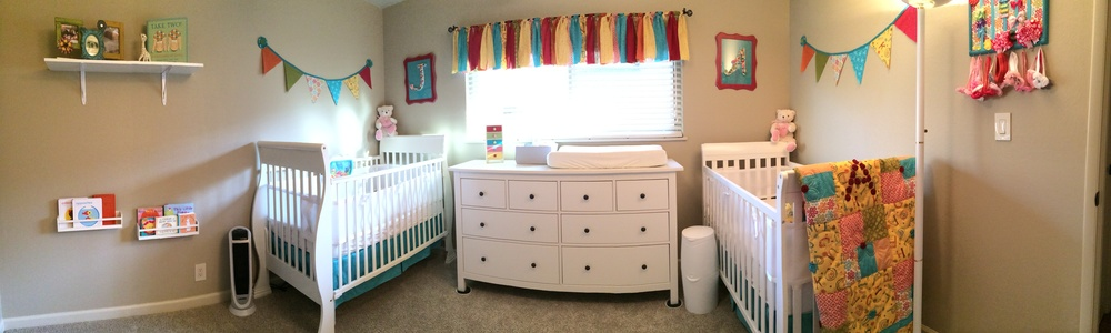 Jacqueline and Abigail's Nursery