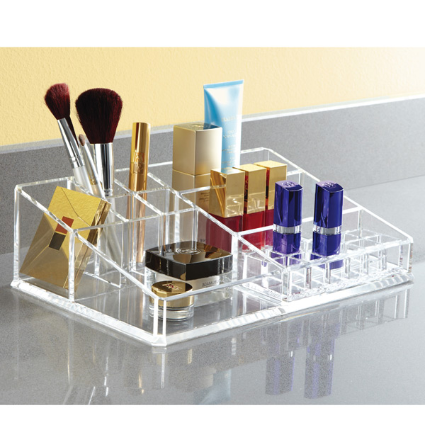 Organize makeup - Organized By Choice