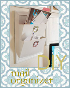 Mail Organizer - Organized By Choice