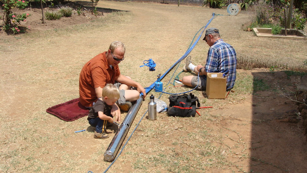 Third Generation training in Thoylo District, Malawi
