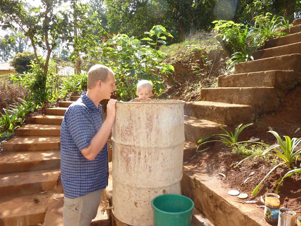 Slow Sand Filter Pilot Study in Gimbie, Ethiopia.