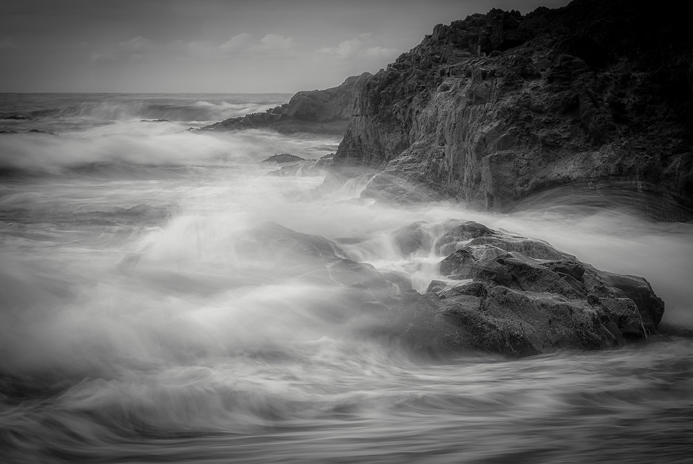 Collection 2 - Turbulent Sea 3    © Michelle Jensen Photography