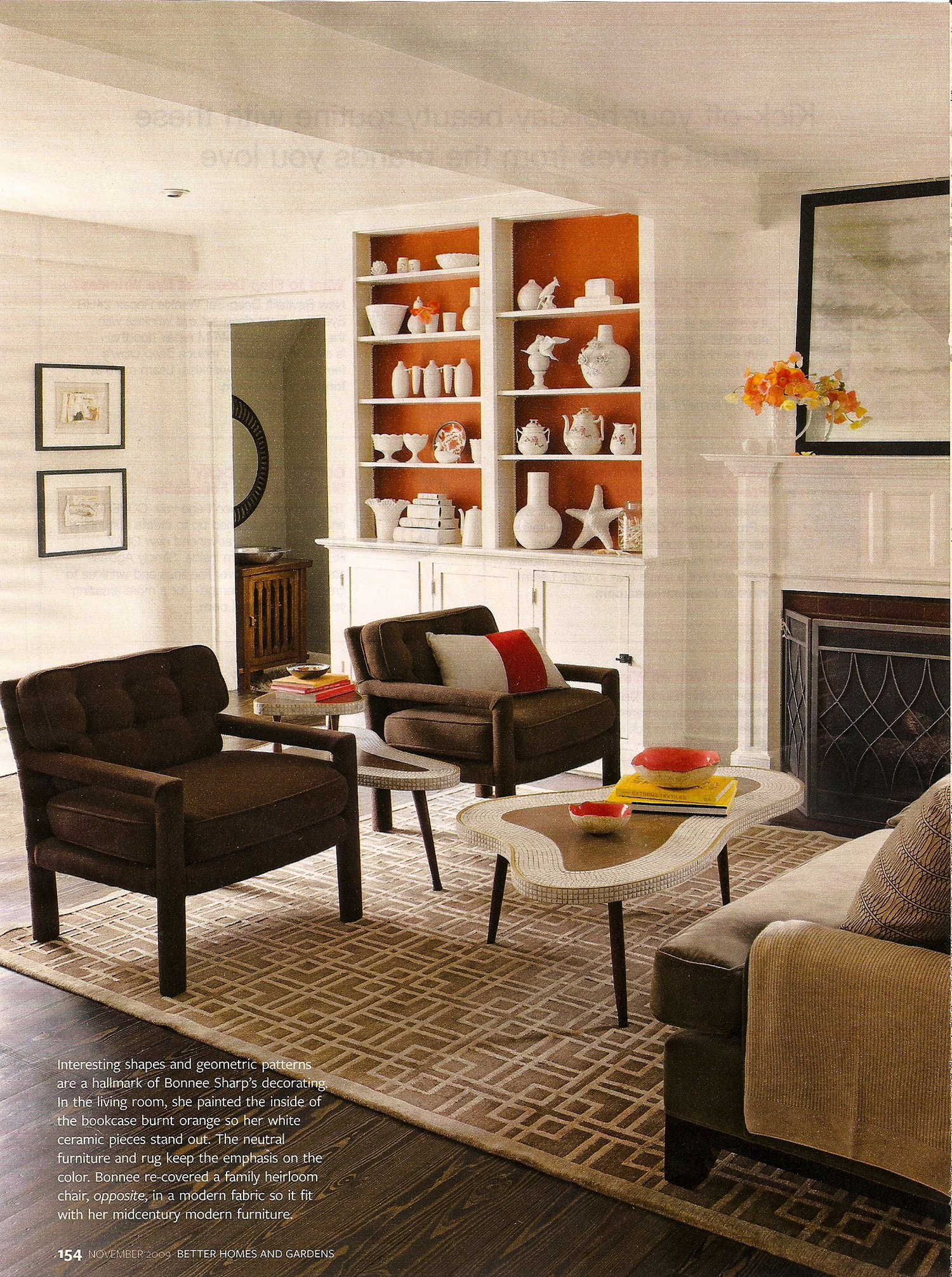 Better Homes and Gardens — Jenny O\'Connor Studio