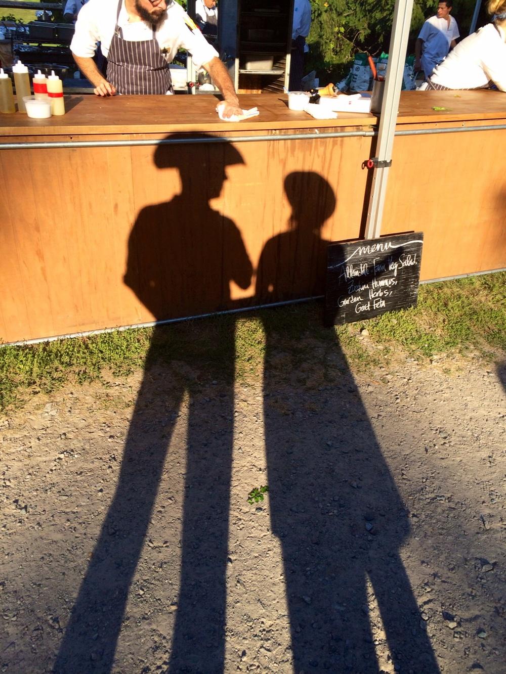 Shadow puppets-Boston, Massachusetts